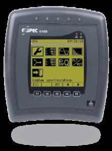 G4100 LCD display for power quality analyzer