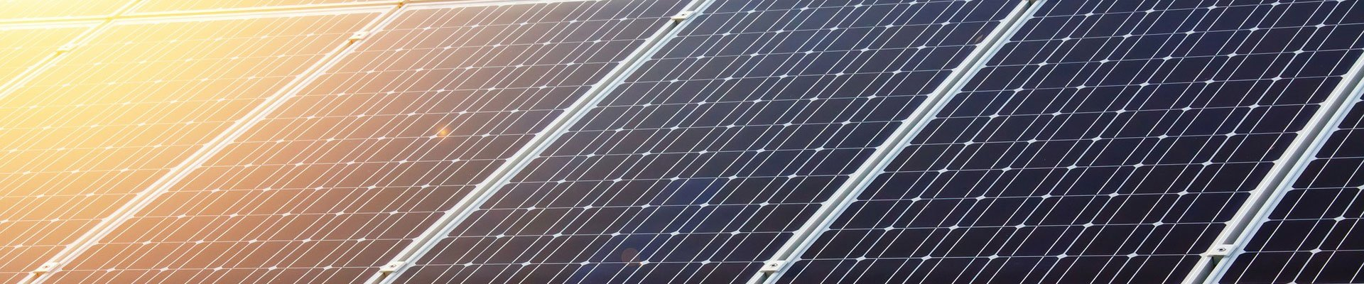 Power quality monitoring on photo-voltaic panels